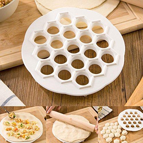 Dumpling Mold Dough Press Ravioli Making Mould Kitchen Tool Machine Pastry Tool DIY Ravioli Maker by Xiaolanwelc