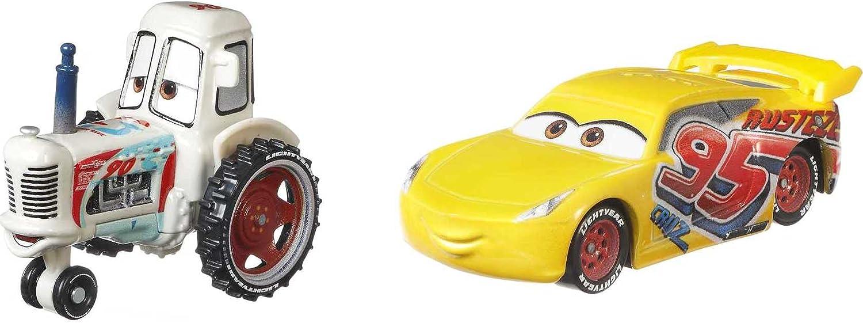 人気ブランド多数対象 Disney Pixar Cars Bumper Save Racing 優先配送 and Tractor R Cruz Rust-Eze