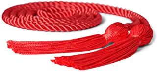 red white blue graduation cords