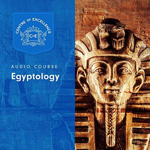 Egyptology audiobook cover art