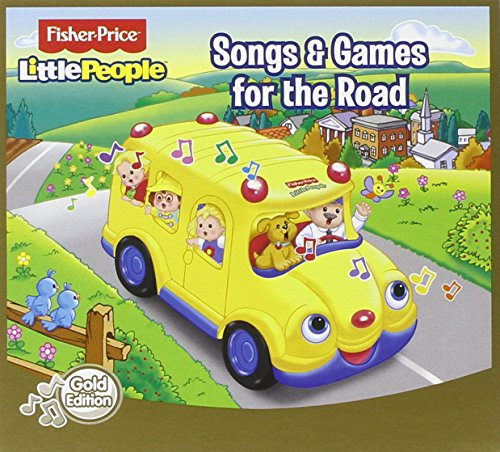 Fisher-Price: Songs & Games for the Road