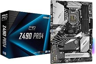 ASRock Z490 PRO4 Supports 10 th Gen Intel Core Processors (Socket 1200) Motherboard