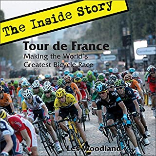 Tour de France: The Inside Story audiobook cover art