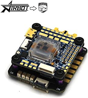 Airbot OMNINXT F7フライトコントローラー&Typhoon32 V2.2 35A Blheli_32 3-6SブラシレスESC(FPV用)Quadcopter Drone DIY LEACO