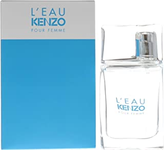 KENZO L'Eau 30 ml eau de toilette Mujeres - Eau de toilette (Mujeres, 30 ml, Envase no recargable, Loto, Durazno, Aerosol)