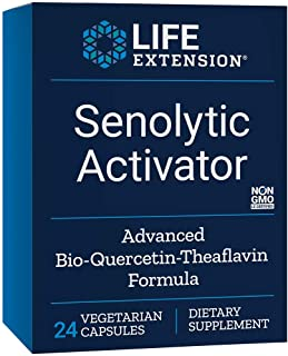 Life Extension Senolytic Formula, 24 Capsules