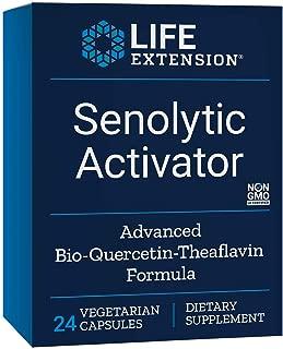 Life Extension Senolytic Formula, 24 Capsules