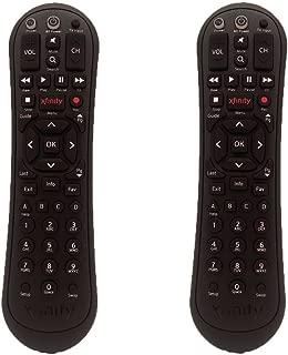 Set of 2pcs - Comcast Xfinity XR2 v3 RNG DTA  Remote w/ Batteries