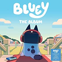 Bluey The Album Bluey With Poster