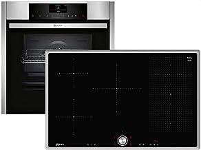 Neff FS8013 Backofenset Einbau Dampfbackofen Induktions-Kochfeld Herd Küche
