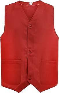 Supermarket Volunteer Uniform Vest/Security Services Workwear Vest