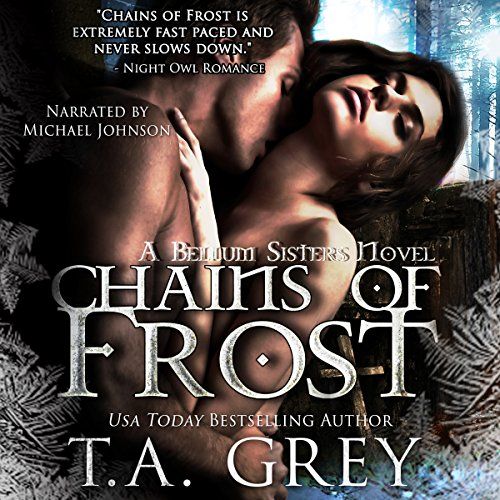 Chains of Frost audiobook cover art