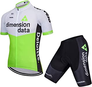 L.Z.HHZL Riding Jerseys Bike Jersey Summer Short Sleeve Team Edition Strap Jersey Hiking Running Clothing Cycling Jersey