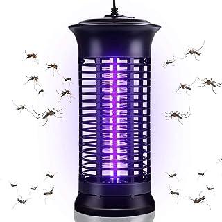 inRobert Bug Zapper electrónico, lámpara mosquitera portátil zapper electrónico no tóxica, sin radiación diseño de pie o colgante, perfecto para el uso en casa/en la oficina/en interiores