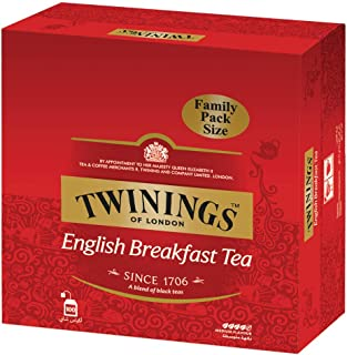 Twinings English Breakfast Tea Bags, 100s