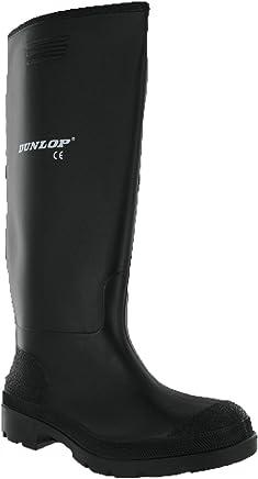 Dunlop Mens Designer Festive Wellington Boots Rain Mucker Waterproof Fabulous Wellies Size 6-12