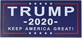 Trump 2020 Magnet Sticker Keep America Great Car Bumper Refrigerator Re-Election MAGA Limited Edition Trump Merchandise (Magnetic Sticker (KAG))