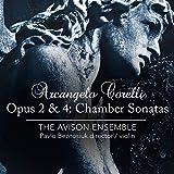 Sonata da camera in F Sharp Minor, Op. 2 No. 9: I. Allemanda