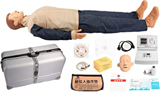 Full Body CPR Training Manikin, voor Cardiopulmonale Resuscitation Simulator Medical Educational, voor kunstmatige ademhal...