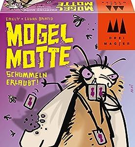 Schmidt Spiele DREI MAGIER SPIELE Mogel Motte 40862 Inhalt: 1 Stück