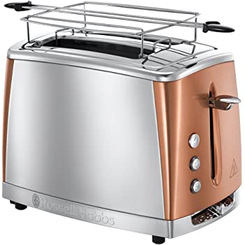 grille pain russell hobbs luna rouge
