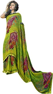 بلوزة ساري نسائية من تصميم جرين ديزاين6055 بتصميم هندي تقليدي فاخر هندي تقليدي