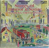 Songs of Humor & Satire by Gregg Smith Singers (1995-01-19)