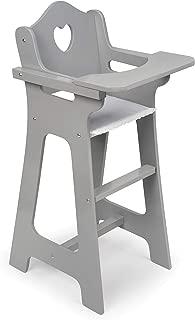 Badger Basket Doll High Chair - fits American Girl Dolls