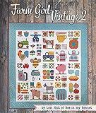 It's Sew Emma ISE-931 ISE931 Farm Girl Vintage 2 Bk, None
