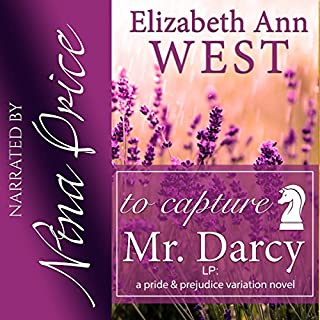 To Capture Mr. Darcy cover art