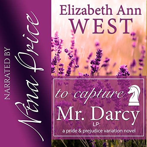 To Capture Mr. Darcy audiobook cover art