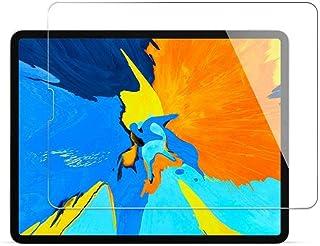 شاشة حماية زجاج لاجهزة اي باد برو 11 بوصة 2018 جديد - لون شفاف
