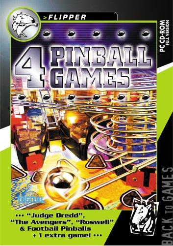 4 Pinball Games