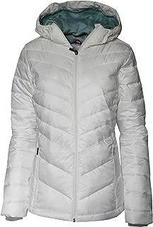 Columbia Women's Discovery Peak III Omni Heat Hooded Puffer Jacket