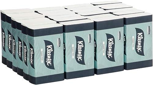 4440 KLEENEX Compact Hand Towel, 90 towels per pack, 24 packs per case, White