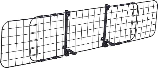 PawHut Barrière de protection réglable pour chien 91-145 x 30 cm