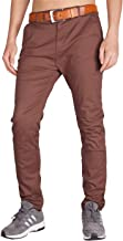ITALY MORN Men's Stretch Chino Casual Pants