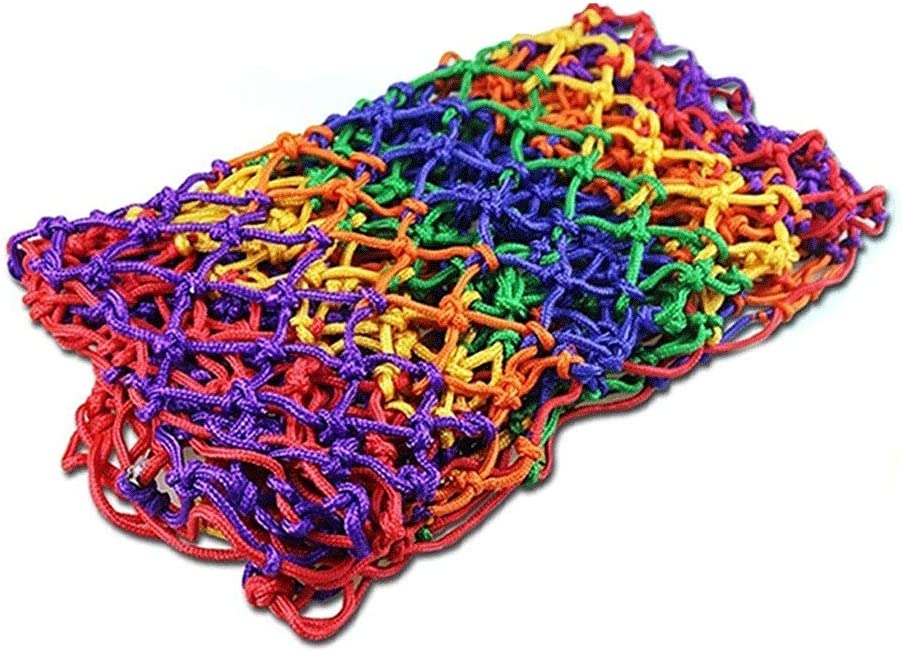 Jing绳网 Climbing net Alternative dealer Rope Max 64% OFF Sports Protection Venue n Purse