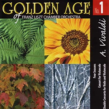 Golden Age Of Franz Liszt Chamber Orchestra No. 1