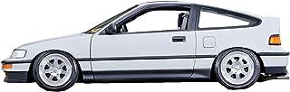 Wheelzone For Honda CRX Second Generation 1988 CS0250 Stone Chip Film Láminas Protectoras para Pintura Protection Film Paint Protective Decal Stoneguard - For Headlights Only