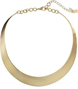 Half Moon Collar Necklace