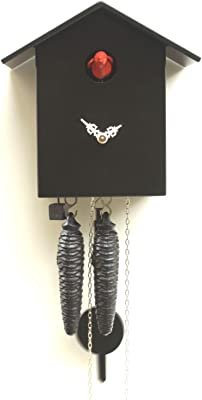 Rombach & Haas Modern cuckoo clock 1 day running time