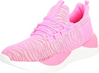 Cambridge Select Women's Low Top Lightweight Knit Mesh Zebra Lace-Up Casual Sport Fashion Sneaker