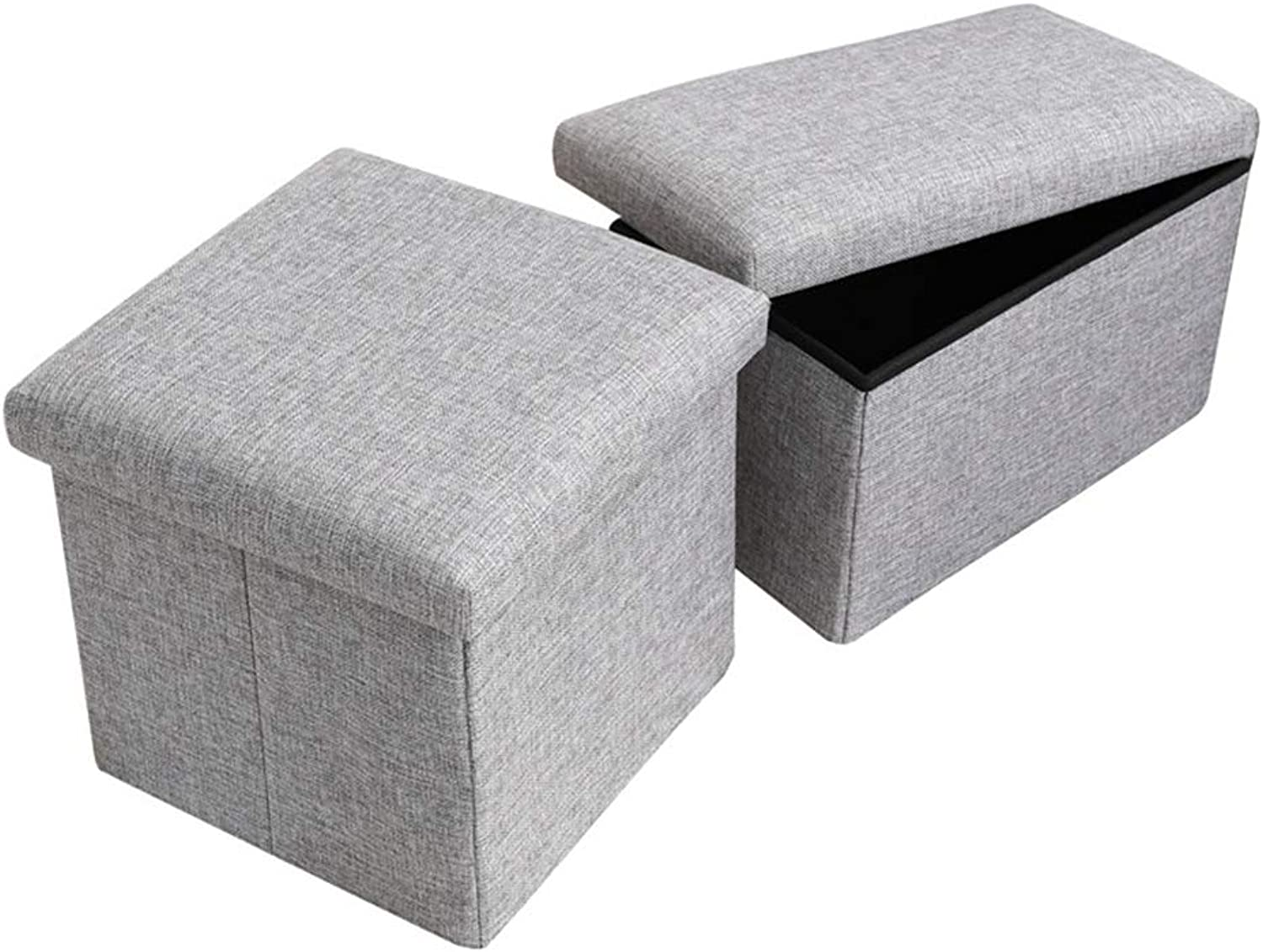 Storage Folding Box Storage Fabric Bench shoes Storage Linen