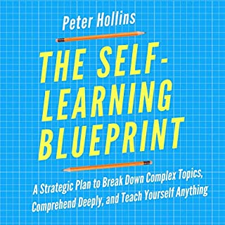 The Self-Learning Blueprint audiobook cover art