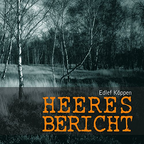 Heeresbericht audiobook cover art
