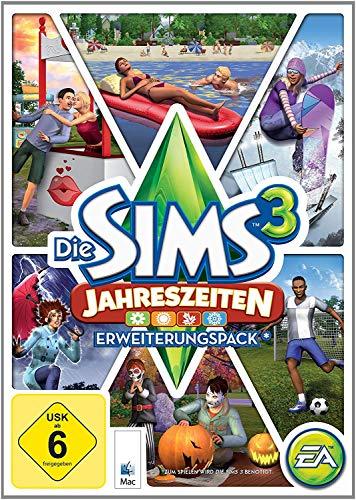 Die Sims 3 Jahreszeiten Erweiterungspack