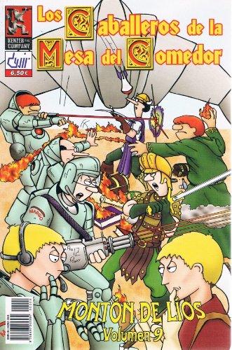 Los Caballeros De La Mesa Del Comedor. Un Montón De Líos -Volumen 9