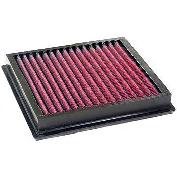 K/&N 33-2549 Voiture Filtre /à Air de Remplacement Lavable et R/éutilisable