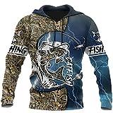 Catfish Fishing Blue Tattoos Camo 3D All Over Print Hoodie,T-shirt, Zip Hoodie, Sweatshirt Unisex For Man And Woman